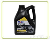 Mobil Delvac MX Extra SAE 10W40 4 л