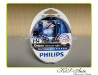 Лампа H4 12V 60/55W P43t-38 BlueVision ultra, box 2 шт+2 шт  Philips 12342 BVU SM
